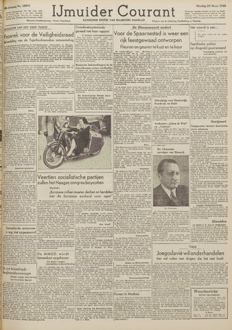 IJmuider Courant 1948-03-23