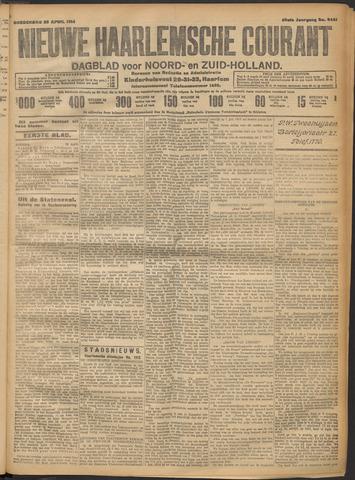 Nieuwe Haarlemsche Courant 1914-04-23