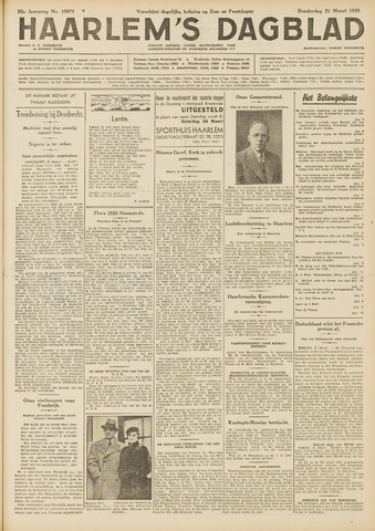 Haarlem's Dagblad 1935-03-21