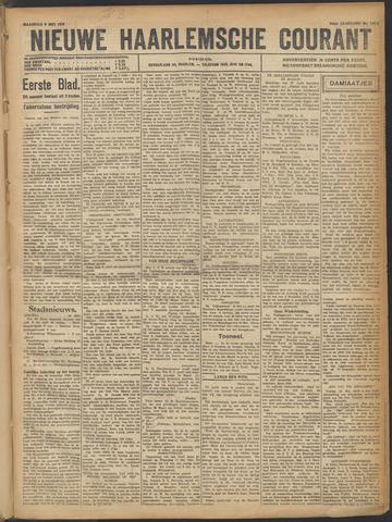 Nieuwe Haarlemsche Courant 1921-05-09