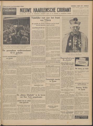 Nieuwe Haarlemsche Courant 1940-03-07