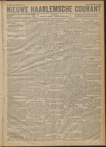 Nieuwe Haarlemsche Courant 1920-08-28