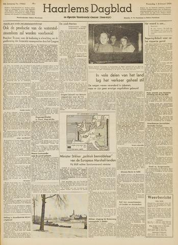 Haarlem's Dagblad 1950-02-01