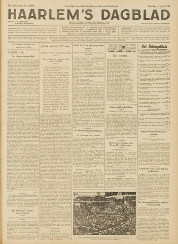 Haarlem's Dagblad 1935-07-02