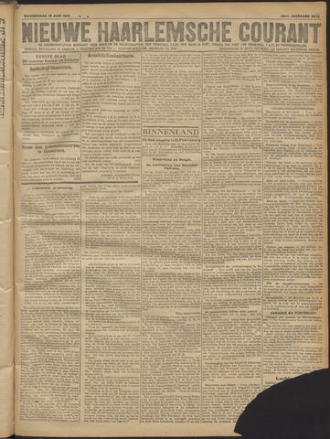 Nieuwe Haarlemsche Courant 1919-06-12
