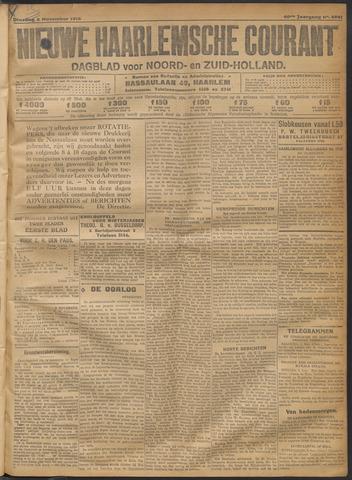 Nieuwe Haarlemsche Courant 1915-11-02