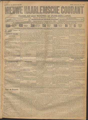 Nieuwe Haarlemsche Courant 1911-08-28