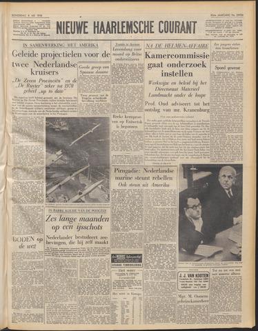 Nieuwe Haarlemsche Courant 1958-05-08
