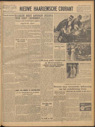 Nieuwe Haarlemsche Courant 1949-07-21