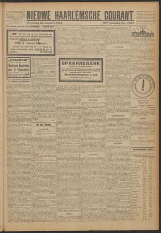 Nieuwe Haarlemsche Courant 1923-08-29
