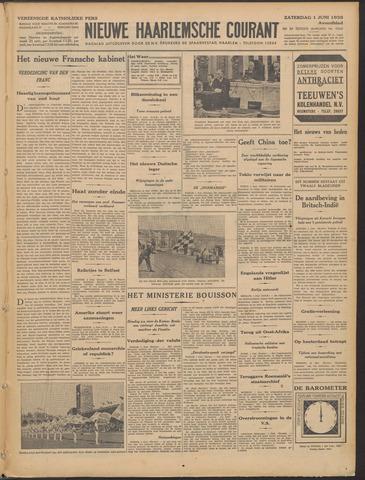 Nieuwe Haarlemsche Courant 1935-06-01