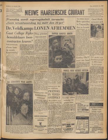 Nieuwe Haarlemsche Courant 1964-01-25