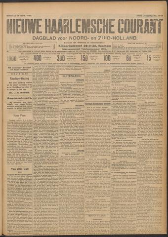 Nieuwe Haarlemsche Courant 1909-11-16