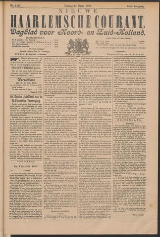 Nieuwe Haarlemsche Courant 1900-03-27