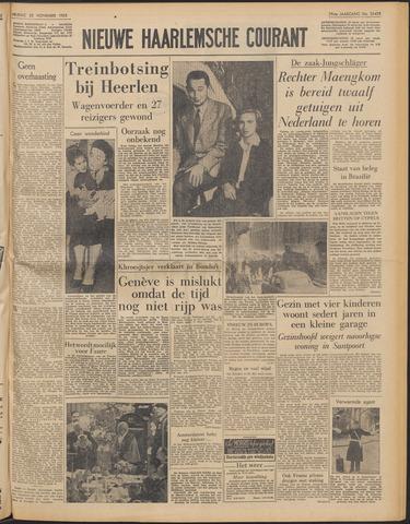 Nieuwe Haarlemsche Courant 1955-11-25