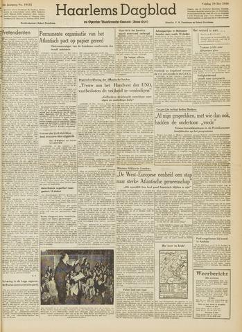 Haarlem's Dagblad 1950-05-19