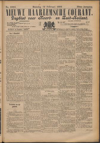 Nieuwe Haarlemsche Courant 1906-02-12