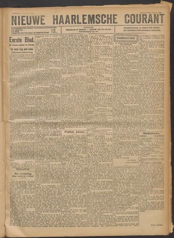 Nieuwe Haarlemsche Courant 1922-01-24