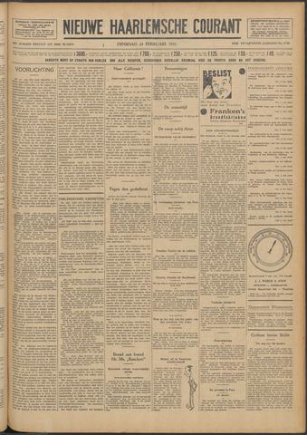 Nieuwe Haarlemsche Courant 1931-02-24