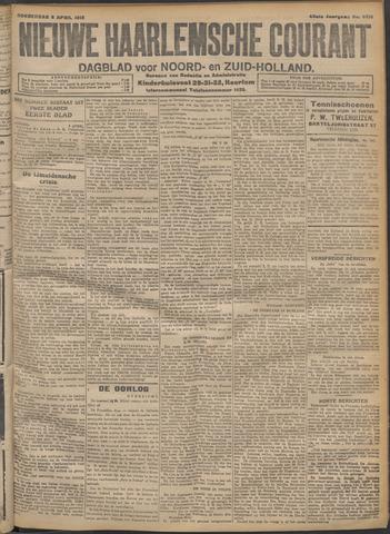 Nieuwe Haarlemsche Courant 1915-04-08