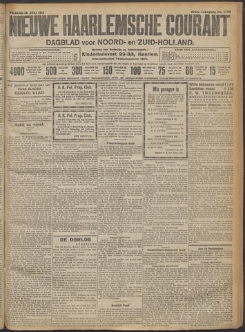 Nieuwe Haarlemsche Courant 1915-07-16