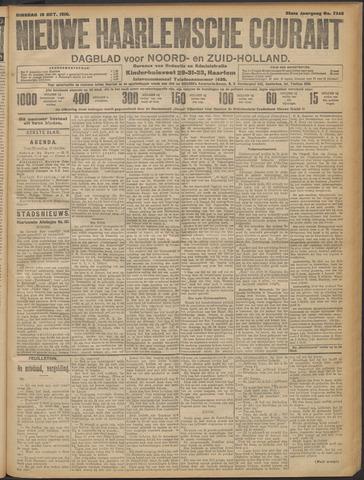 Nieuwe Haarlemsche Courant 1910-10-18