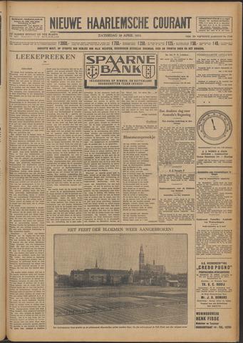 Nieuwe Haarlemsche Courant 1931-04-18