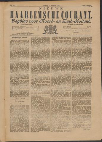 Nieuwe Haarlemsche Courant 1897-02-27