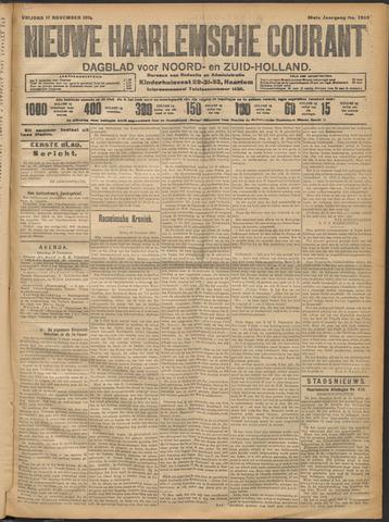 Nieuwe Haarlemsche Courant 1911-11-17