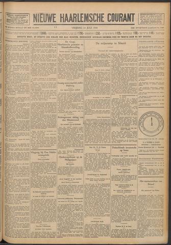 Nieuwe Haarlemsche Courant 1930-07-11