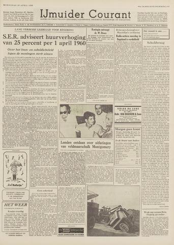 IJmuider Courant 1959-04-29