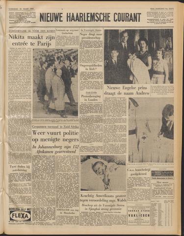 Nieuwe Haarlemsche Courant 1960-03-23