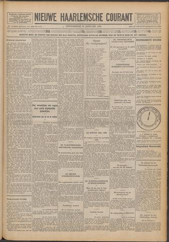 Nieuwe Haarlemsche Courant 1930-01-23