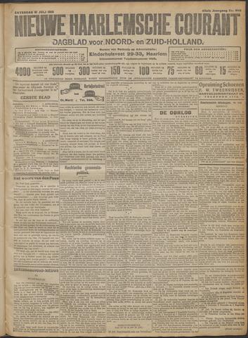 Nieuwe Haarlemsche Courant 1915-07-31