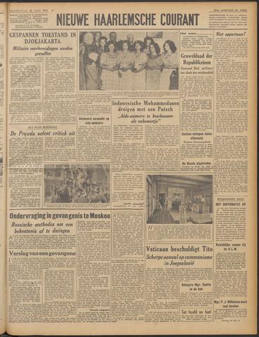 Nieuwe Haarlemsche Courant 1947-06-26