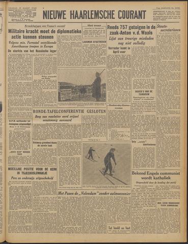 Nieuwe Haarlemsche Courant 1948-03-19