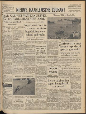 Nieuwe Haarlemsche Courant 1956-09-07