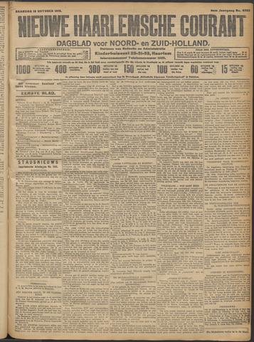 Nieuwe Haarlemsche Courant 1913-10-13