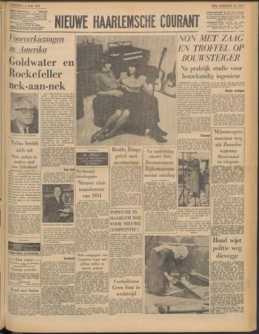 Nieuwe Haarlemsche Courant 1964-06-03
