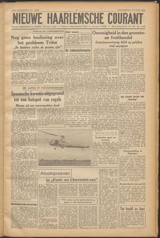 Nieuwe Haarlemsche Courant 1946-06-27