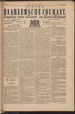 Nieuwe Haarlemsche Courant 1901-11-19