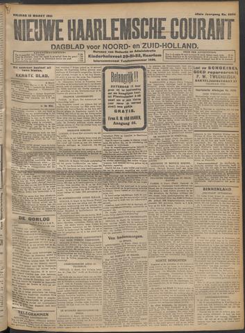 Nieuwe Haarlemsche Courant 1915-03-12
