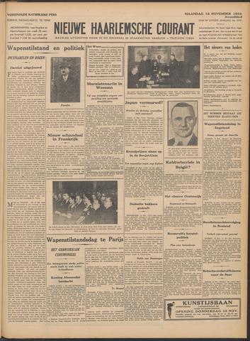 Nieuwe Haarlemsche Courant 1934-11-12