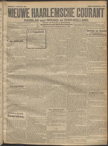 Nieuwe Haarlemsche Courant 1915-02-02