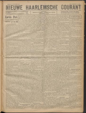 Nieuwe Haarlemsche Courant 1921-09-23