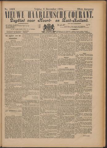 Nieuwe Haarlemsche Courant 1904-12-09