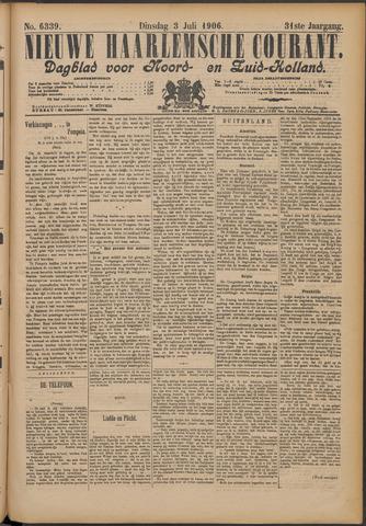Nieuwe Haarlemsche Courant 1906-07-03