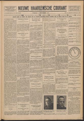 Nieuwe Haarlemsche Courant 1931-09-04
