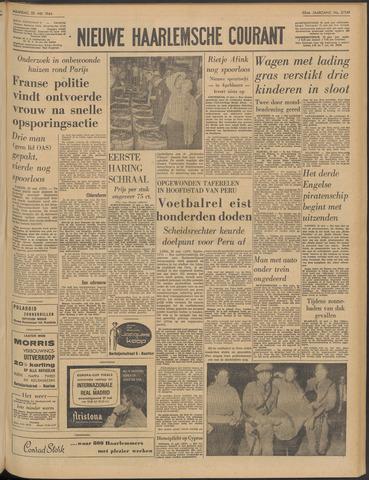 Nieuwe Haarlemsche Courant 1964-05-25