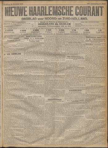 Nieuwe Haarlemsche Courant 1915-10-22